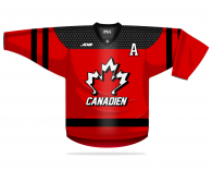 Hokejový dres Canadien 2