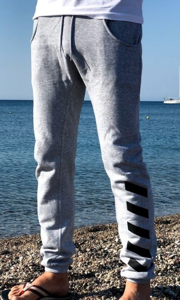 Melk Pants-GREY